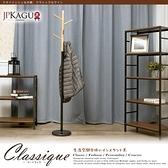 JP Kagu 工業風原木鐵管衣帽架
