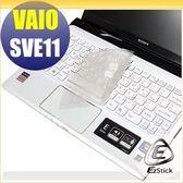 EZstick奈米銀抗菌TPU鍵盤保護膜-VAIO SVE11 E11 系列專用鍵盤膜