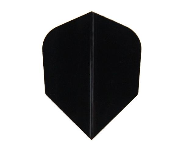 【S4】Plain flight shape black 鏢翼 DARTS