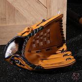 棒球手套PU加厚壘球棒球手套兒童少年成人全款 內野投手棒球手套 聖誕禮物