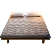 冬季羊羔絨床墊1.8m床2米海綿褥子墊被雙人加厚保暖榻榻米墊子1.5完美