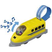 TAKARA TOMY- PLARAIL鐵道王國 寶寶多美火車--黃博士號 383元