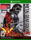 X1 Metal Gear Solid V: The Definitive Experience 潛龍諜影 5:幻痛 終極體驗版(美版代購)