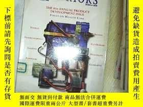 二手書博民逛書店INTERIORS罕見AUGUST 1994Y203004