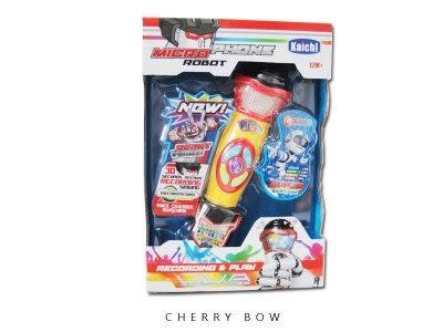 kaichi 機器人變聲麥克風聲光音樂玩具