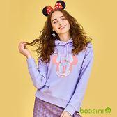 米奇系列厚棉上衣02丁香紫-bossini女裝