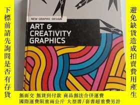 二手書博民逛書店ART罕見G CREATIVITY GRAPHICS《ART G創意圖文》Y200392