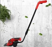 電動割草機充電式除草機多 剪草剪刀家用小型剪枝機綠籬修枝剪童趣