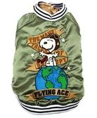 [熊熊e-shop]史努比橫須賀夾克 M號 寵物衣服 狗衣服