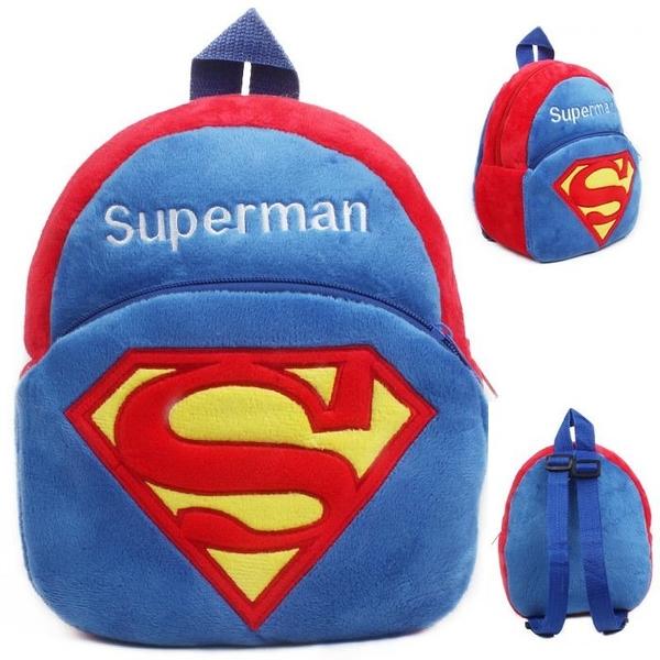 【發現。好貨】超人 superman 兒童書包 小後背包 幼稚園書包 寶寶背包