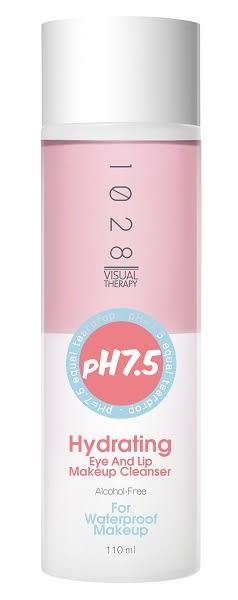 1028 pH7.5深層清潔眼唇卸妝液110ml