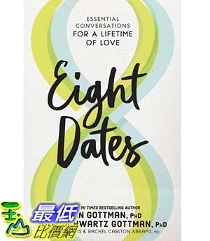 [7美國直購] 暢銷畫冊書 Eight Dates: Essential Conversations for a Lifetime of Love Hardcover