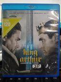 挖寶二手片-Q04-075-正版BD【亞瑟:王者之劍 3D單碟】-藍光電影(直購價)