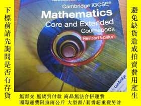 二手書博民逛書店Cambridge罕見INCREASE Mathematics