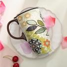 愛屋格林創意陶瓷水杯子可愛馬克杯辦公室帶蓋大容量咖啡杯家用 傑森型男館