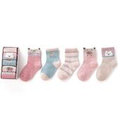 幼兒寶寶兒童女童秋天襪子秋冬非純棉1-3歲秋款5女孩7小童9嬰童10