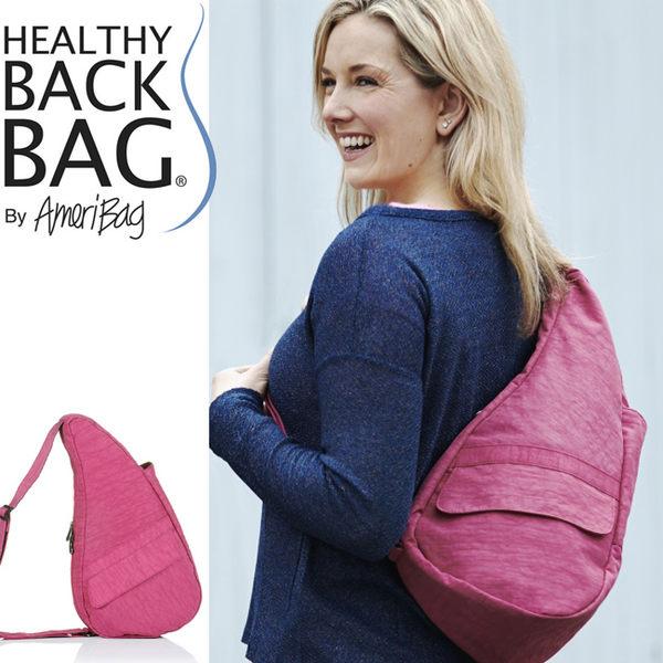 Healthy Back Bag 6103_RO粉桃色 雪花寶背包-小型斜背包