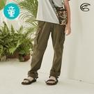 ADISI 童彈性快乾兩側立體袋休閒長褲AP2111006 (120-160) / 四面彈 排汗速乾 輕薄透氣 休閒褲