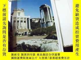 二手書博民逛書店羅馬和梵蒂岡城罕見(中文版 16開銅版彩印 )11905
