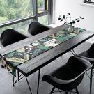 時尚可愛空間餐桌布 茶几布 隔熱墊 鍋墊 杯墊 餐桌巾桌旗 569 (32*160cm)