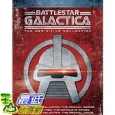 [美國直購] Battlestar Galactica: The Definitive Collection [Blu-ray] B00Q2OQNCM