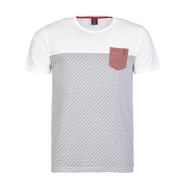PROTEST 男 短袖T恤 (貝殼白) DAMIEN T-SHIRT