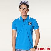 【BOBSON】男款繡標POLO衫 (27009-54)