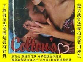 二手書博民逛書店Colton s罕見Folly: A Kiss away, bu