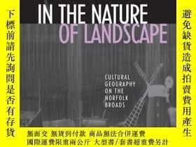 二手書博民逛書店In罕見the Nature of Landscape: Cultural Geography on the No