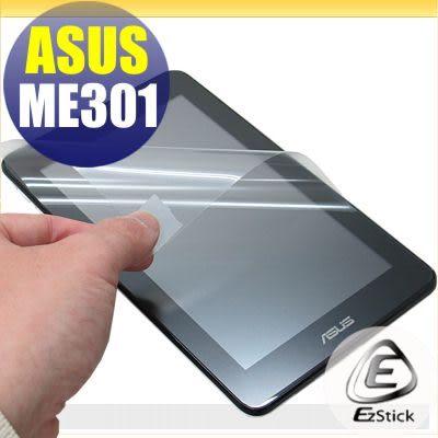 【EZstick】ASUS MeMO Pad Smart ME301 ME301T 專用 靜電式平板LCD液晶螢幕貼 (AG霧面)(贈CCD貼)