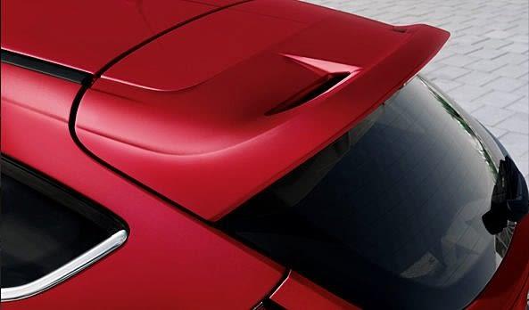 莫名其妙倉庫【CU005 5D ST 尾翼(含烤漆)】New Focus MK3.5 配件精品空力套件 2015