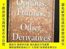 二手書博民逛書店options罕見futures and other deriv