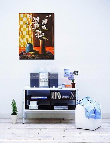 客廳裝飾壁畫/無框畫-花卉【30*40*0.9單幅】LG-2381012