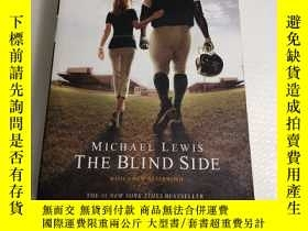 二手書博民逛書店The罕見blind sideY275310 Michael Lewis 出版2006