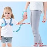 防走失帶牽引繩背包兒童防丟繩寶寶防走丟背帶母子安全繩【齊心88】