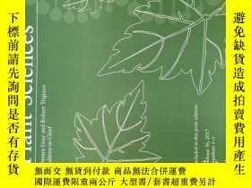 二手書博民逛書店CRITICAL罕見REVIEWS IN PLANT SCIENCES (Journal) 2017 09Y1