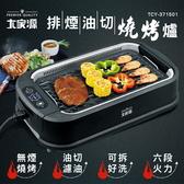 大家源 排煙油切燒烤爐 TCY-371501
