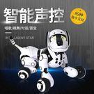 智慧玩具機器人 兒童遙控電動機器狗 語音互動跳舞 igo