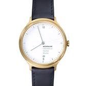 設計系列腕錶 - 金/38mm Mondaine 瑞士國鐵錶