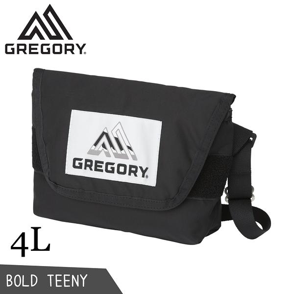 【GREGORY 美國 4L BOLD Teeny郵差包《黑》】130306/肩背包/側背隨身包/休閒包