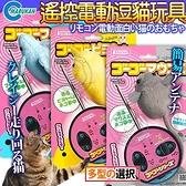 【培菓幸福寵物專營店】 日本《Marukan》331/332遙控電動逗貓玩具