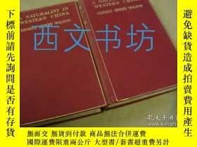 二手書博民逛書店【罕見】A Naturalist in Western Chin