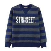 『小鱷魚童裝』條紋T恤(08號~20號)532423