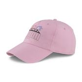 Puma Sega 粉色 帽子 棒球帽 音速小子 運動帽 網球帽 運動 聯名款 logo 六分割帽 02283702