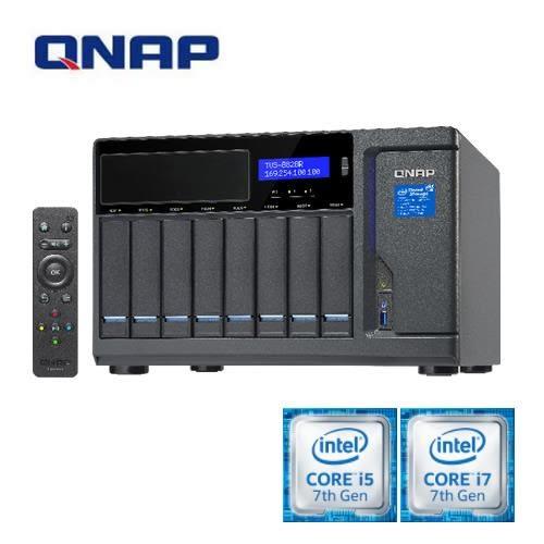 QNAP 威聯通 TVS-882BR-i5-16G 8Bay網路儲存伺服器