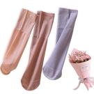短絲襪男女同款鋼絲面膜襪夏腳尖加固防滑防...
