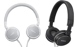 展示機出清!! SONY立體聲耳罩式耳機 MDR-ZX600 5款時尚色彩選擇,外型簡潔!! 耐用輕巧扁平耳機線