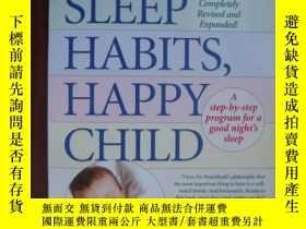 二手書博民逛書店Healthy罕見Sleep Habits,Happy Chil