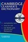 二手書博民逛書店《Cambridge Learner s Dictionary