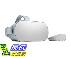 [9美國直購] Oculus Go - 64GB Stand-Alone Virtual Reality Headset Model:301-00104-01